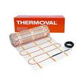 Нагревательный мат Thermoval двухжильный (теплый пол) 0,5 м.кв. 85 Вт