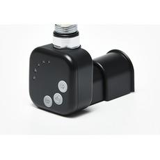 ТЭН для полотенцесушителя HeatQ HEC, черный, скрытый монтаж