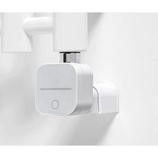 ТЭН для полотенцесушителя HeatQ NEX, белый, скрытый монтаж