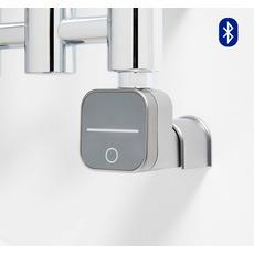 ТЭН для полотенцесушителя HeatQ NEX Bluetooth, хром, скрытый монтаж
