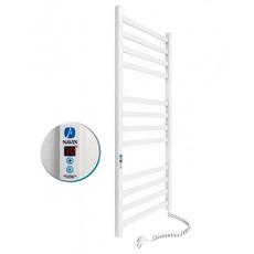 Электрический белый NAVIN Авангард Digital 480х1200 с таймером