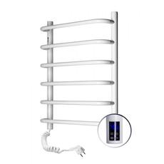 Электрический белый NAVIN Симфония 480х600 терморегулятор, таймер