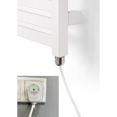 ТЭН для радиатора, полотенцесушителя Terma SIM, регулятор и таймер