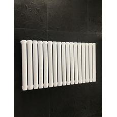 Горизонтальный радиатор отопления Rimini 17/550 белый