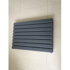 Горизонтальный радиатор отопления Livorno II G 8/600 серый