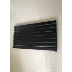 Горизонтальный радиатор отопления Livorno G 8/1000 чёрный