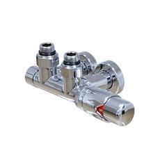 Терморегулируемый узел нижнего подключения 50 мм, Марио