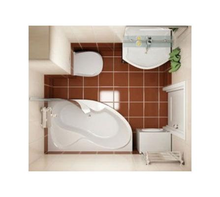 Подбор полотенцесушителя по площади ванной комнаты