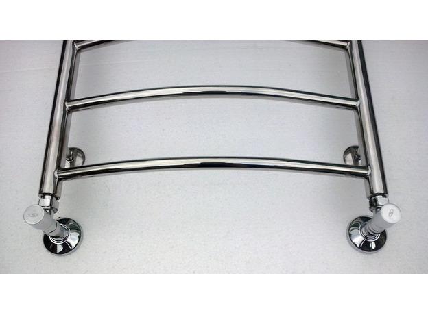 угловой кран для полотенцесушителя solomon