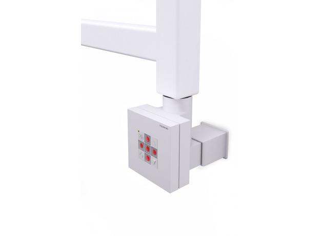 ТЭН для полотенцесушителя Terma KTX 2, белый, скрытый монтаж