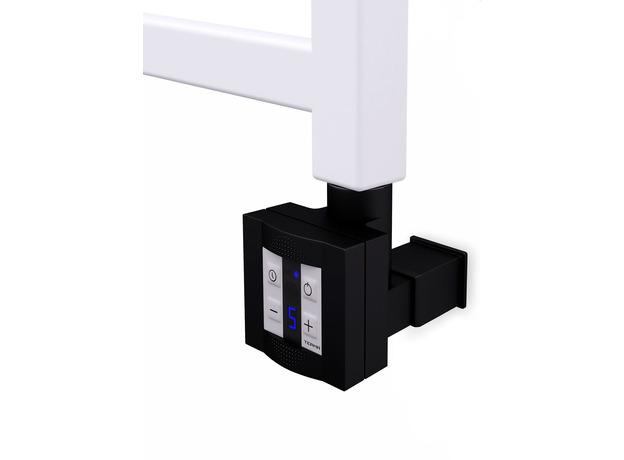 ТЭН для полотенцесушителя Terma KTX 4, черный, скрытый монтаж