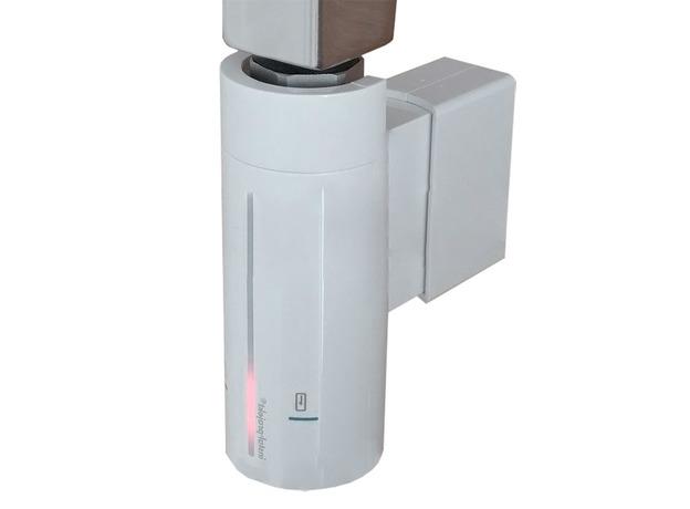 ТЭН для полотенцесушителя Instal Projekt HOT2, белый, скрытое подключение