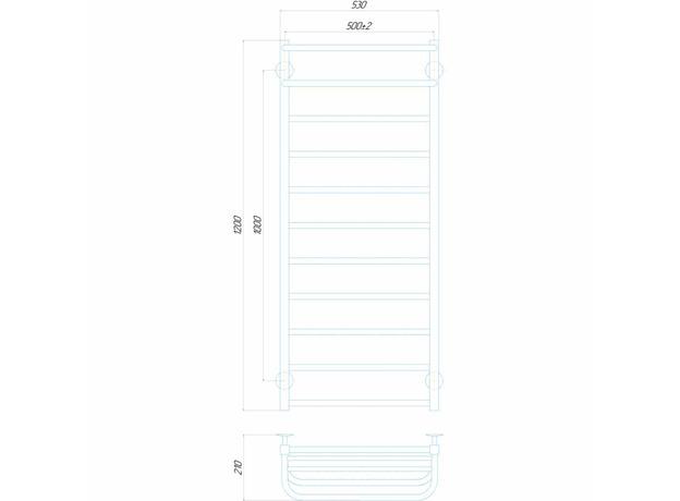 Электрический Deffi Люкс Отель 1200*530