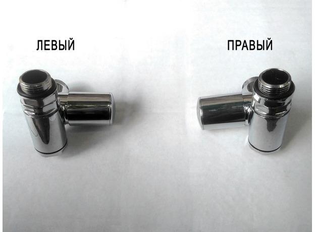 """Угловой кран под ТЭН Sergio Ottinetti 1/2""""-3/4"""""""
