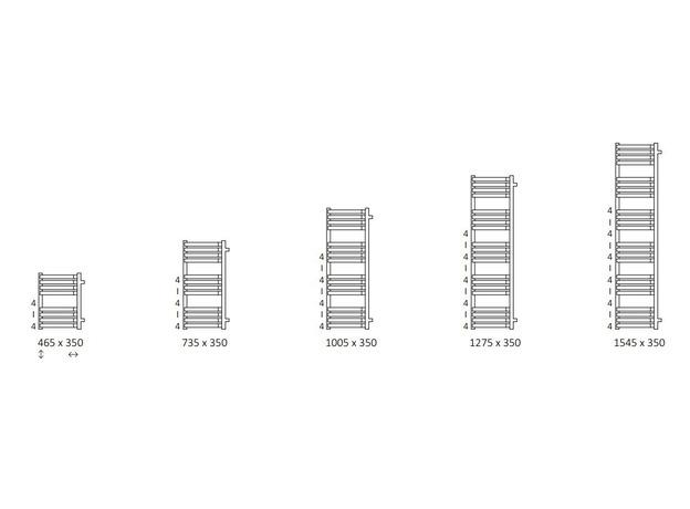 Дизайн-радиатор Terma Incorner