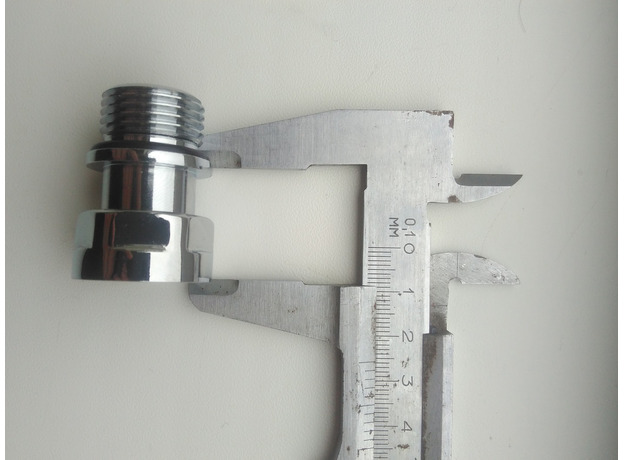 Адаптер M22x1,5 x GZ1/2
